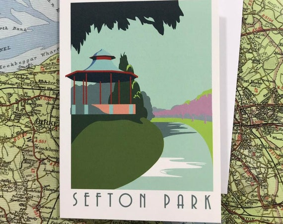 Sefton Park - the jones boys -  thejonesboys - Liverpool prints - Liverpool