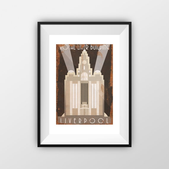 Rusty Series - Travel Print - the jones boys