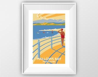 Mallows Bay - Travel Print - the jones boys