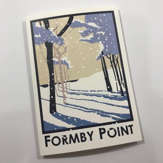 Formby - Pine woods - Winter Edition - Liverpool - the jones boys -  thejonesboys - Christmas cards