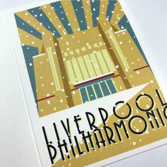 Philharmonic - Winter Edition - Liverpool - the jones boys -  thejonesboys - Liverpool prints