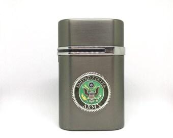 Army Desktop Lighter – Color