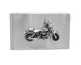 Motorcycle Money Clip