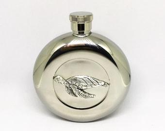 Sea Turtle Flask
