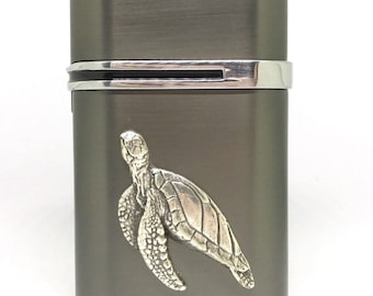 Sea Turtle Desktop Lighter