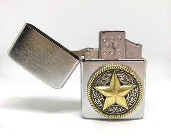 Texas Star Pocket Lighter