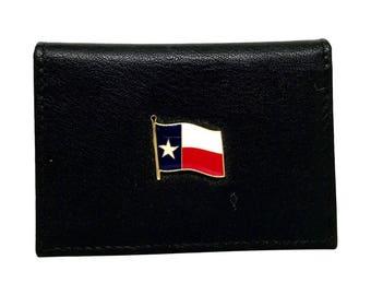 Texas Flag Business Card Case – Color