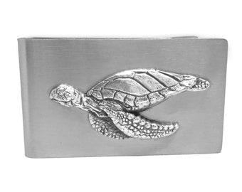 Sea Turtle Money Clip