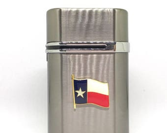 Texas Flag Desktop Lighter – Color