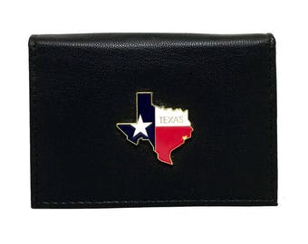 State of Texas Business Card Case – Color