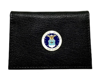 Air Force Business Card Case – 1″ Color