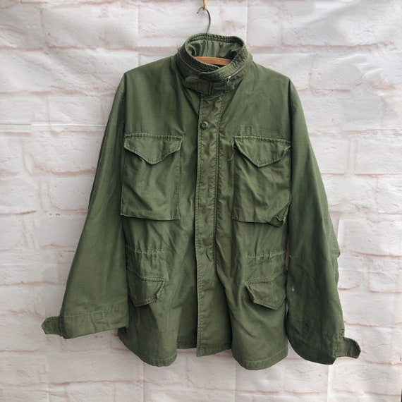 True Vintage Military Parka - Army Field Jacket Mi