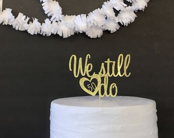 Cheap Cake Toppers 50th Wedding Anniversary, find Cake Toppers 50th ...