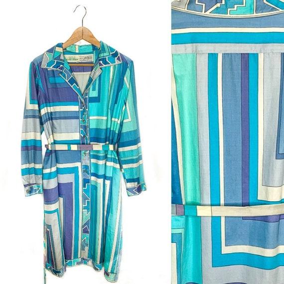 Vintage 1960s Dress - Bold Sixties Dress