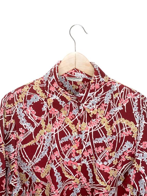 70s Dagger Collar Shirt - Vintage 70s Buttondown -