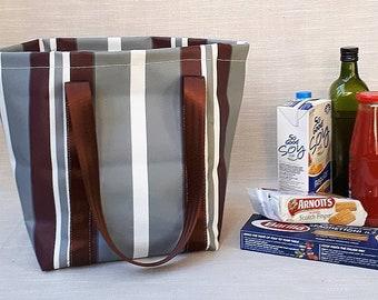 Eco reusable grocery picnic beach outdoor market bag tote