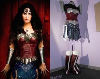 Wonder Woman (Megan Fox costume) cosplay outfit