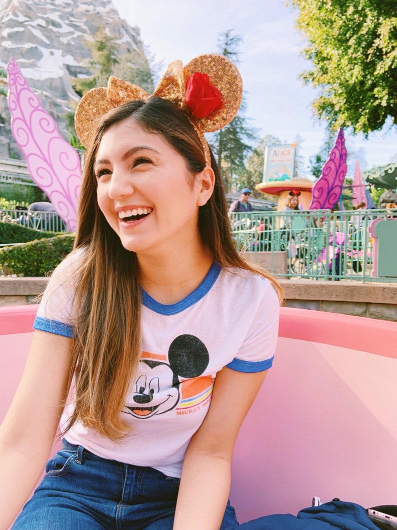 Belle Princess Mouse Ears