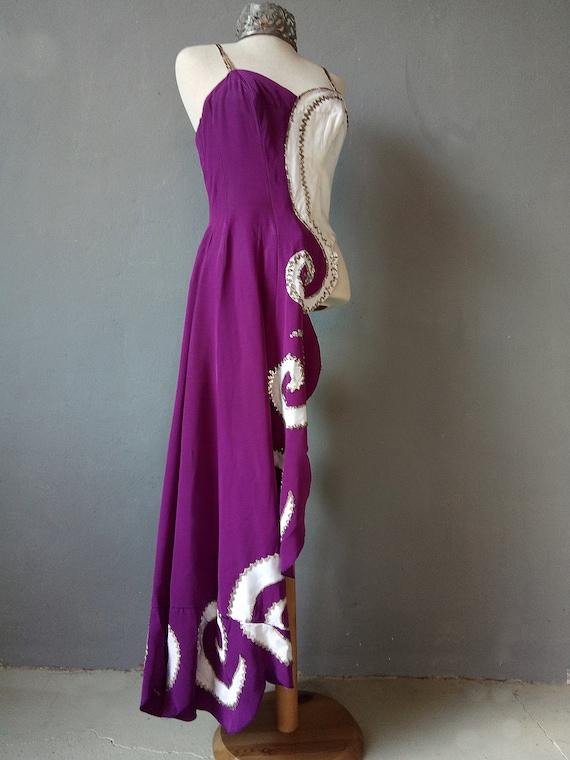 Simply divine....original 50's Showgirl Costume, R