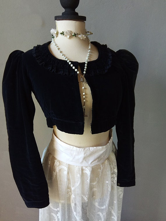 Lovely vintage bodice costume theater costume sta… - image 7