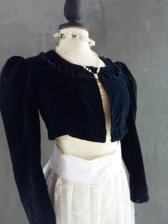 Lovely vintage bodice costume theater costume sta… - image 5