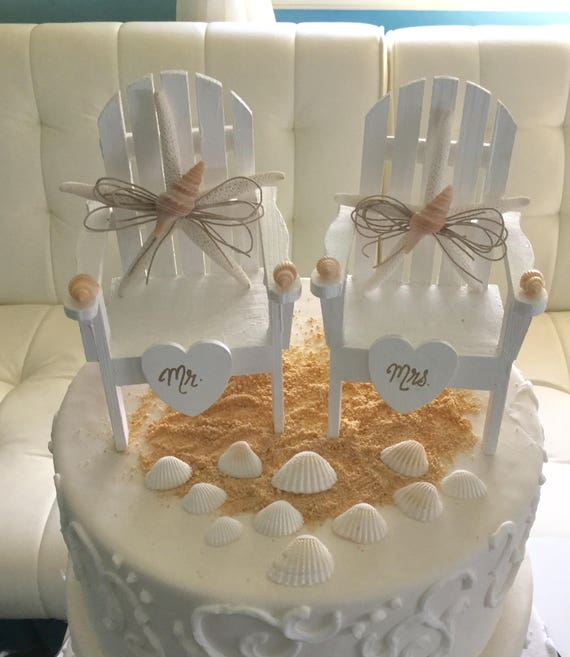 24 comestibles sea shells /& perles comestibles plus sable comestibles Toppers gâteau de mariage bleu