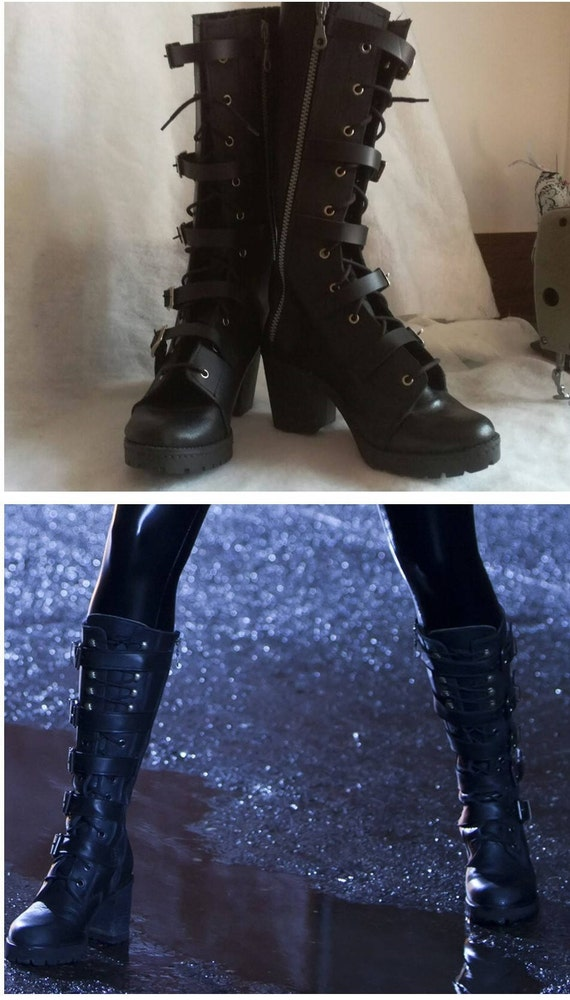 Selene Shoes Underworld Selene Cosplay Costume Adult