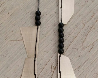 Planes Collection Necklace by Irene Carrera
