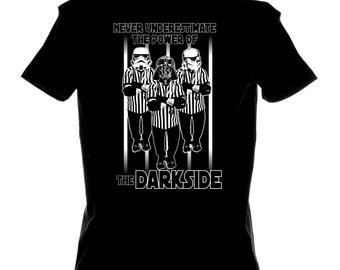 Roller Derby Referees ~ Darkside T shirt