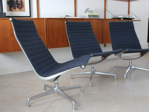 Eames Herman Miller Group Lounge Chairs Sold Individually
