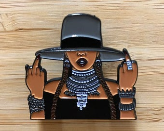 Middle Fingers Up Enamel Pin, Cute Jewelry Pin, Cute Lapel Pins, Music Pins, Hip Hop, Pop Music, Custom Pin, Cute Pin Girlfriend Boyfriend