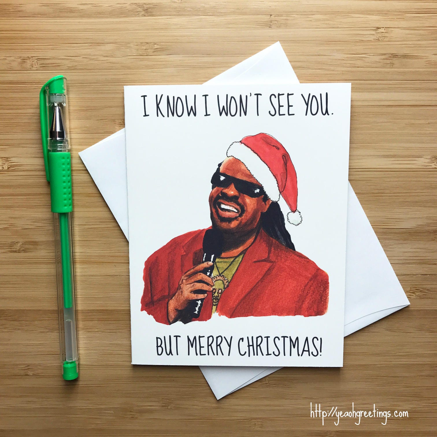 Funny Stevie Christmas Card Inappropriate Christmas Humor | Etsy