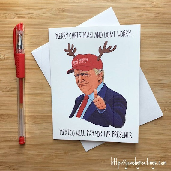 6 Political Christmas Cards To Send To People You Don't