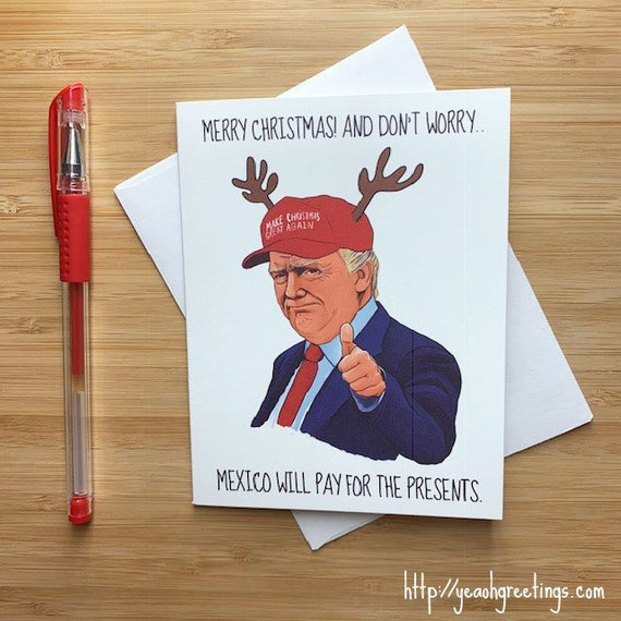 Political Christmas Cards