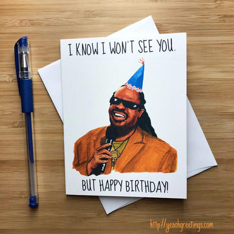 Funny Stevie Birthday Card Funny Birthday Card Inappropriate image 0
