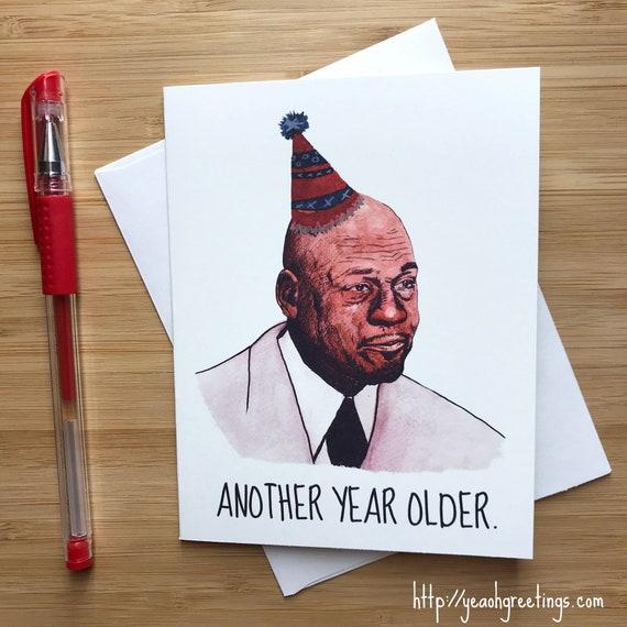 Funny Crying Jordan Birthday Card Internet Meme Memes