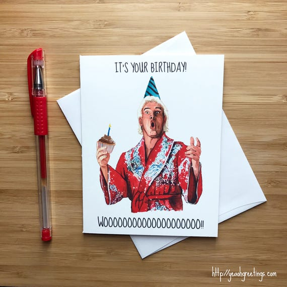 Funny Wrestling Birthday Card For Boyfriend Happy Greeting Husband Pro Gift