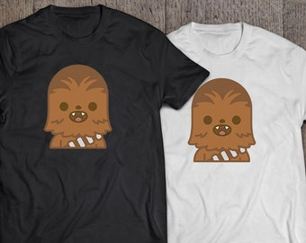 Star Wars - Chewy Cartoon T-shirt