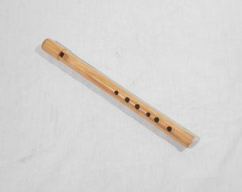 Wooden Tin Whistle Etsy