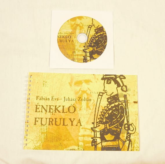 Melody Collection for Hungarian Folk Flute - 17 Melodies for Shepherd's  Flute + CD -