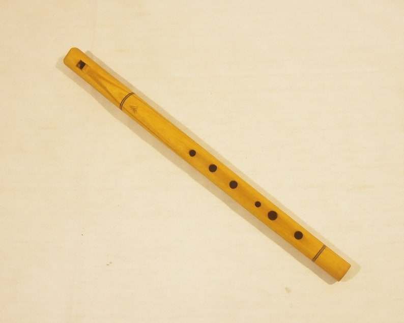 Wooden Tin Whistle Wooden Irish Whistle In C Wooden Flute Ash