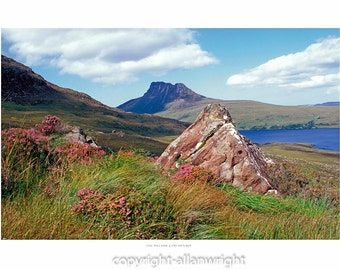 The Outcrop, Stac Pollaidh, Inverpolly, Assynt