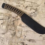 Forged Blade from a Machine Gun Barrel