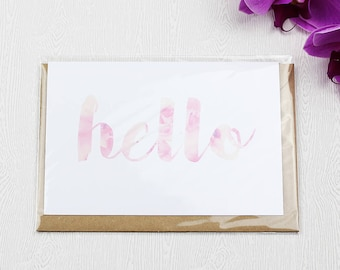 Greeting cards etsy uk just because cards greeting cards m4hsunfo