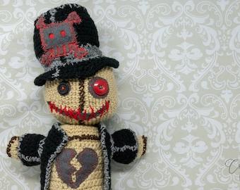 Gruselig Voodoo Puppe Etsy