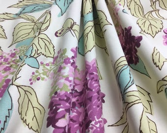 """By the Yard x 54"""" Waverly April in Paris Home Decor Fabric"""
