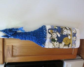 Crochet Kitchen Hand Towel