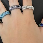 Chainmail Rings