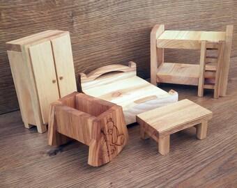 Etagenbett Puppen Holz : Etagenbett gebraucht shpock