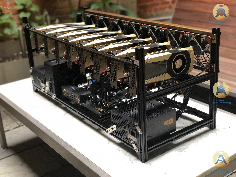 bitcoin mining fai da te hardware)